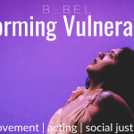 movement, acting, social justice
