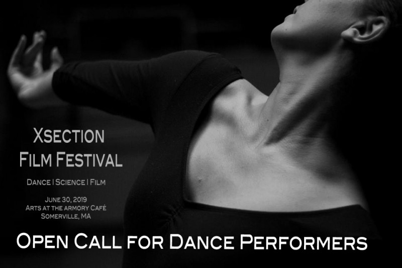 Xsection Film Festival Open Call for Performers | Dance/NYC