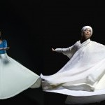 Sufi Dance artists Paola García and Lâle Sayoko