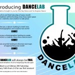 DanceLab Flyer
