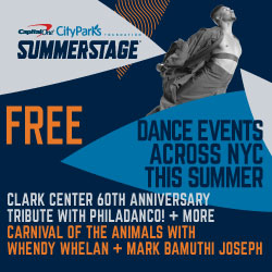 SummerStage Free Dance Events Across NYC This August