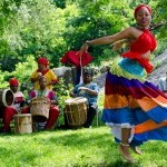 Wabafu Garifuna Dance Theater performance photo