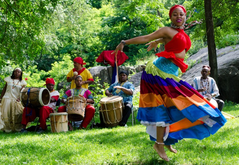 Wabafu Garifuna Dance Theater
