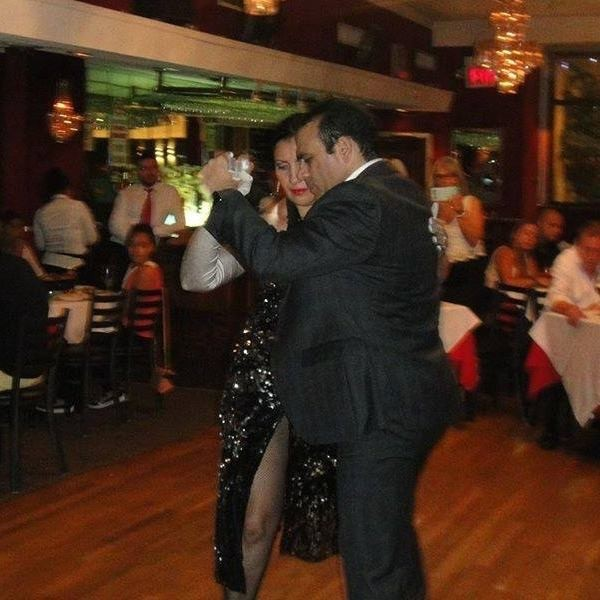 Absolute beginners Tango Class 6-7pm