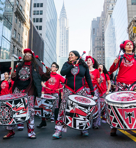 Drummer for a Day with Batala | Dance/NYC