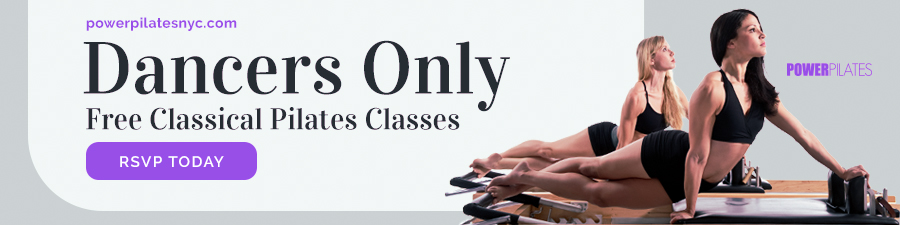 DANCERS ONLY! Free Classical Pilates Classes
