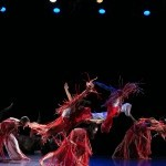 Nuo An Spiritual Dance and Art Foundation May 11 Performance of Moving Through Tea at Symphony Space