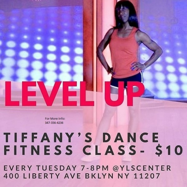 Every Tuesday 7-8pm @ YLS Center dance Sweat & have fun!!!