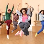 Get on your feet and dance like these folks at our modern class!