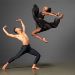 Ailey II's Caroline Theodora Dartey and Carl Ponce Cubero
