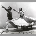 Alvin Ailey and Carmen de Lavallade of Alvin Ailey American Dance Theater in Lester Horton's Dedication to José Clemente Orozco.