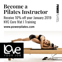 Become a Pilates Instructor. Use DANCELIFE code to receive 10% discount