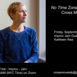 Cross Move Lab Improv Jam 09/18