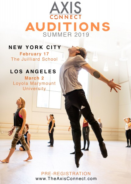 Axis Connect | Dance/NYC
