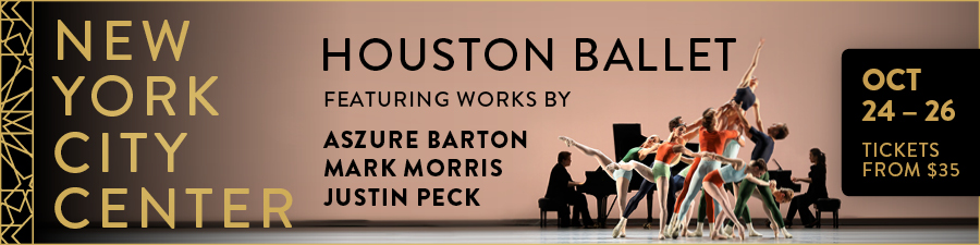 Houston Ballet Oct 24-26