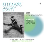 Peridance Online: Jazz with Ellenore Scott