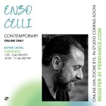 Peridance Online: Contemporary with Enzo Celli