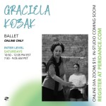 Peridance Online: Inter Ballet Description with Graciela Kozak