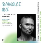 Peridance Online: Inter Contemporarywith Guanglei Hui