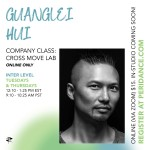 Peridance Online: Cross Move Lab with Guanlei Hui