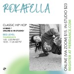 Peridance Online: Classic Hip Hop with Rokafella