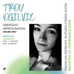 Peridance Online: Emergent Improvisation with Troy Ogilvie