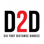 Dare To Dance In Public: Six Foot Distance Dances