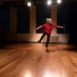 Ann Rodiger teaching a class at the Balance Arts Center