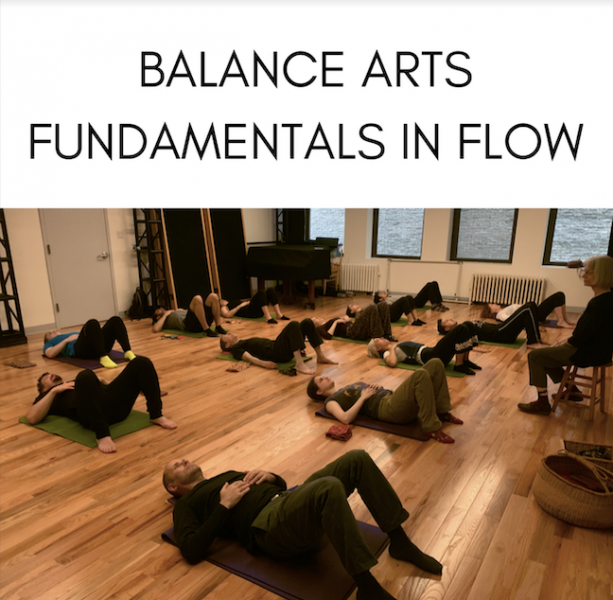 Balance Arts Fundamentals in Flow