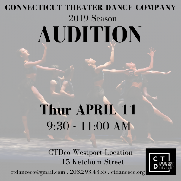 CTDco Audition April 11