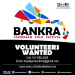Bankra Festival Volunteers Needed