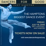 Dancers For Good - The Hamptons Biggest Dance Event