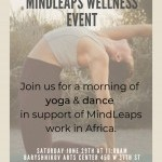 Yoga and dance with MindLeaps
