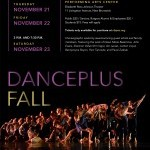DancePlus Fall at New Brunswick Performing Arts Center