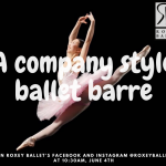 Company Class Ballet Barre