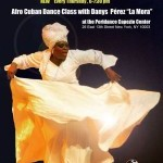 Learn Afro-Cuban with the Master