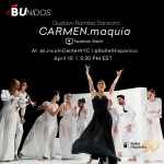 CARMEN.maquia is a Picasso-inspired, contemporary take on Bizet's beloved classic.