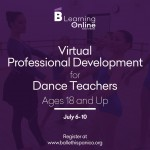 Professional Development for Dance Teachers