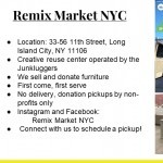 Summary of information about Remix Market