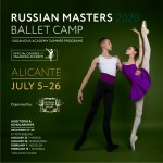 Russian Masters Ballet Intensive official course of Vaganova Academy
