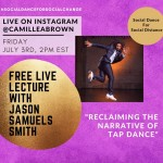 Free Live Lecture With Jason Samuels Smith