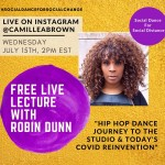 Free Live Lecture With Robin Dunn