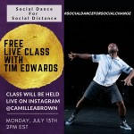 Free Live Class With Tim Edwards