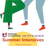 Dancing Classrooms Summer Intensives