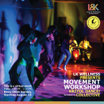 Movement Workshop with Kriyol Dance! Collective in partnership with LK Wellness