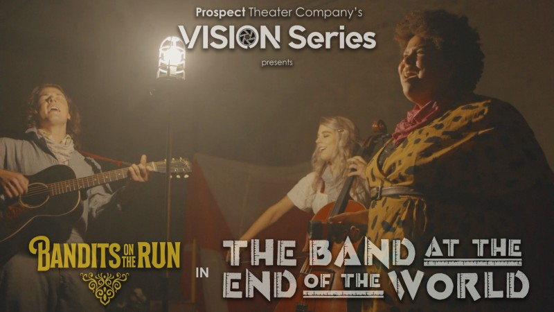 Bandits on the Run - The Band at the End of the World