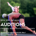 Auditions - Sonia Plumb Dance Company