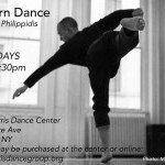 Modern Dance Class with Nicole Philippidis 12pm at Mark Morris Dance Center