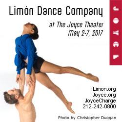 Limón Dance Company at The Joyce