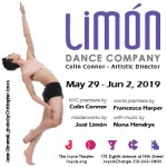 Limón Dance Company NYC Season